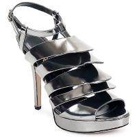 Chaussures Femme Sandales et Nu-pieds Jerome C. Rousseau QUORRA PEWTER
