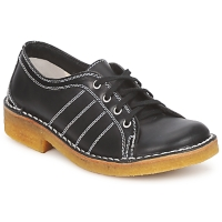Chaussures Homme Derbies Swedish hasbeens BIG BABY BLACK