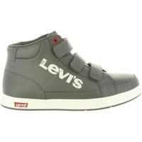 Chaussures Enfant Baskets montantes Levi's VGRA0011S GRACE Gris