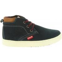 Chaussures Enfant Boots Levi's VCAM0001L CAMBRIDGE Azul