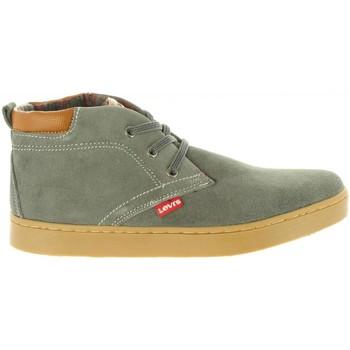 Chaussures Enfant Boots Levi's VCAM0002L CAMBRIDGE Gris