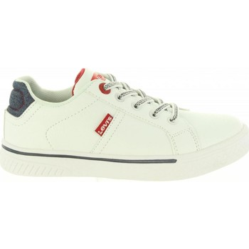 Chaussures Enfant Baskets basses Levi's VFUT0020S OPEN Blanco