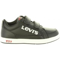 Chaussures Enfant Baskets basses Levi's VGRA0012S GRANIT Negro