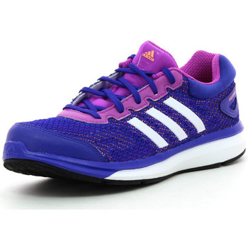 Chaussures Fille Running / trail adidas Performance Response K Falsh Pink