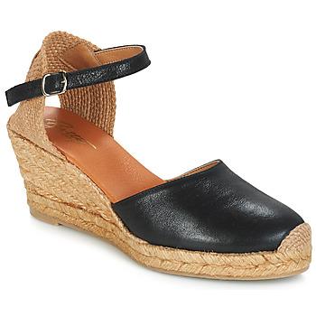 Chaussures Femme Sandales et Nu-pieds Betty London CASSIA Noir