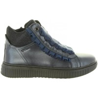 Chaussures Fille Baskets montantes Geox J847YA 000NF J DISCOMIX Azul