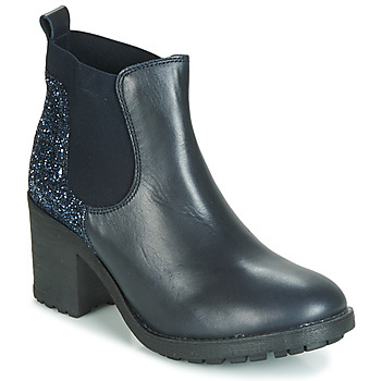 Chaussures Femme Boots André MARY BLEU