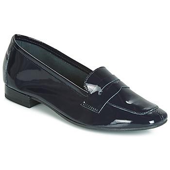Chaussures Femme Mocassins André NEMOURS 2 MARINE