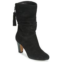 Chaussures Femme Bottes ville André POPPY NOIR