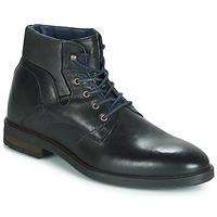 Chaussures Homme Boots André VALCOURT NOIR