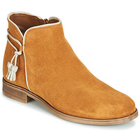 Chaussures Femme Boots André BILLY Camel