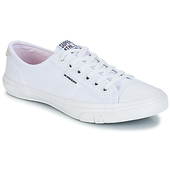 huge discount 36dbf 8ea00 Chaussures Femme Baskets basses Superdry LOW PRO SNEAKER Blanc