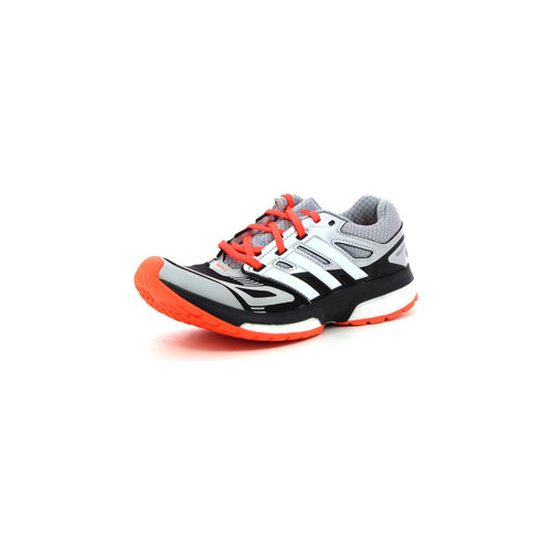 Chaussures Femme Running / trail adidas Performance Response Boost Tech Junior Gris