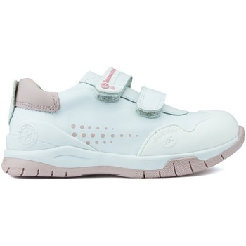 Chaussures Enfant Baskets basses Garvalin BIOMECANICS ANDY chaussures ROSE_BLANCHE