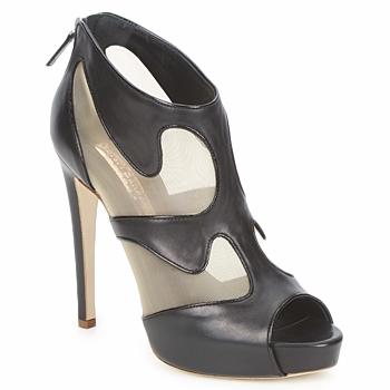Chaussures Femme Low boots Rupert Sanderson ORBIT Noir / Beige