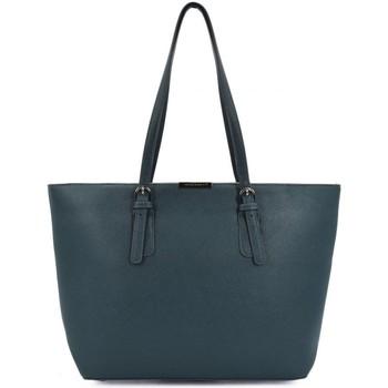 Sacs Femme Cabas / Sacs shopping David Jones Grand Sac à Main Shopping Fourre-Tout A4 Vert