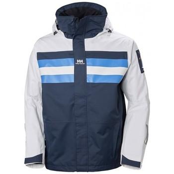 Vêtements Homme Vestes Helly Hansen HERITAGE SAIL JACKET Bleu marine