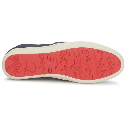 Ons Slip Dragon Sea Toile Xian Marine Chaussures eIDE2HY9W