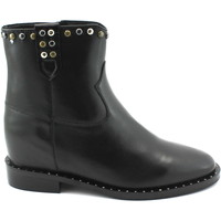 Chaussures Femme Low boots Bp Zone BPZ-I18-S4708X-NE Nero