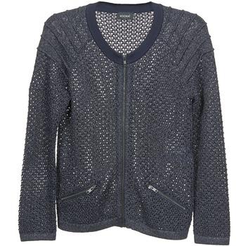Vêtements Femme Gilets / Cardigans Kookaï TOULIA Marine