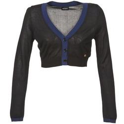 Vêtements Femme Gilets / Cardigans Kookaï BALOUE Noir