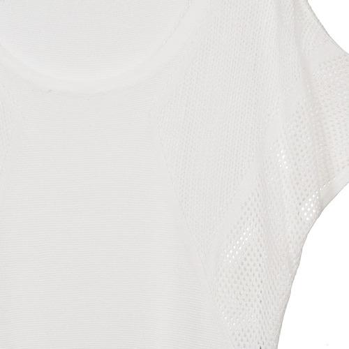 MANOUTI  Kookaï  pulls  femme  blanc