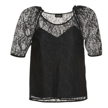 Vêtements Femme Tops / Blouses Kookaï BASALOUI Noir