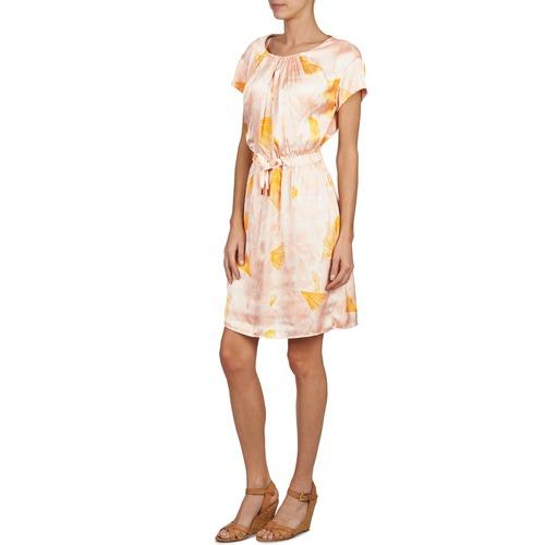 RoseJaune Femme Robes Voulate Kookaï Courtes E92IYHbeWD