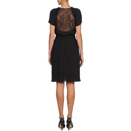 Courtes Robes Noir Femme Fermille Kookaï k08nOwP