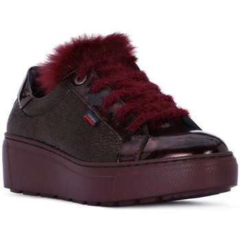 Chaussures Femme Baskets basses CallagHan PANDORA MOON LINE Rosso