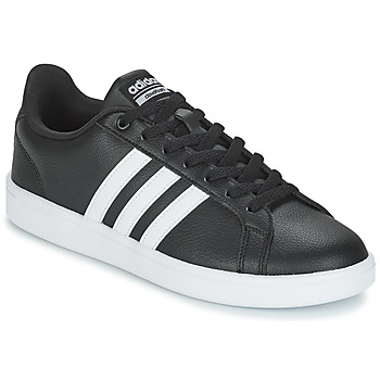 Chaussures Homme Baskets basses adidas ADVANTAGE MEN NOIR