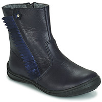 Chaussures Fille Boots André INDIANA MARINE