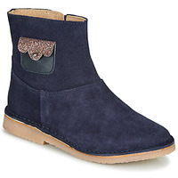 Chaussures Fille Boots André YELENA MARINE