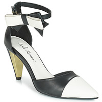 Chaussures Femme Sandales et Nu-pieds Lola Ramona RAMONA Noir / Blanc