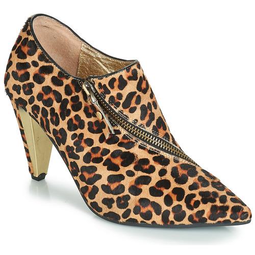 Lola Chaussures Léopard Bottines Femme Ramona lF1cTKJu3