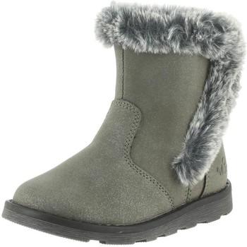 Chaussures Fille Bottes de neige Mod'8 ALINA GRIS
