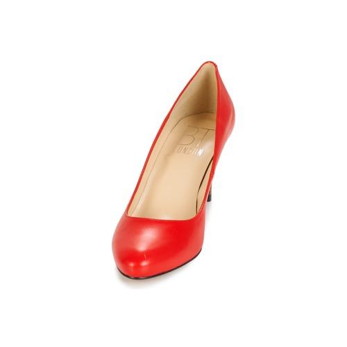 Escarpins London Chaussures Amuntai Corail Betty Femme dxBeCo