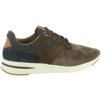 Chaussures Homme Baskets basses Pepe jeans JAYKER Marron