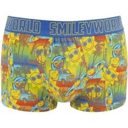 Sous-vêtements Homme Boxers Smiley World COOL BEACH Multicolor