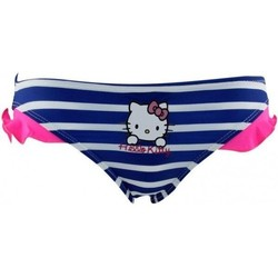 Vêtements Fille Maillots de bain séparables Hello Kitty MARIN bleu