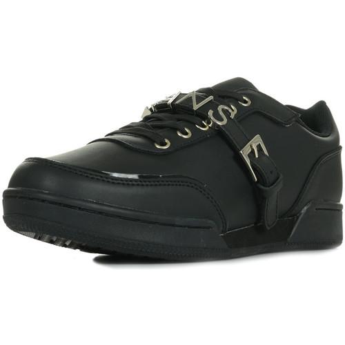 Chaussures Femme Baskets basses Versace Jeans Linea Fondo Book Dis 1 noir da20991a88f
