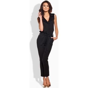 Vêtements Femme Combinaisons / Salopettes Lemoniade Combinaison model 51833 noir