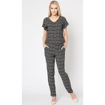 Vêtements Femme Combinaisons / Salopettes Margo Collection Combinaison model 118069 noir