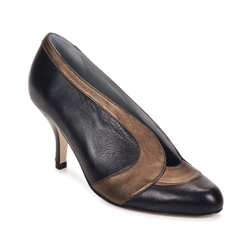 Chaussures Femme Escarpins Fred Marzo MADO BOOT Lamé / Bronze