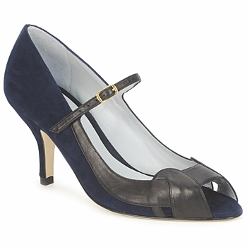 Chaussures Femme Escarpins Fred Marzo MADO BAB'S NOIR