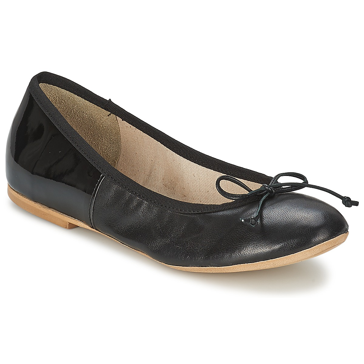 Ballerines Betty London MANDOLI Noir