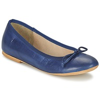 Chaussures Femme Ballerines / babies Betty London MANDOLI Bleu