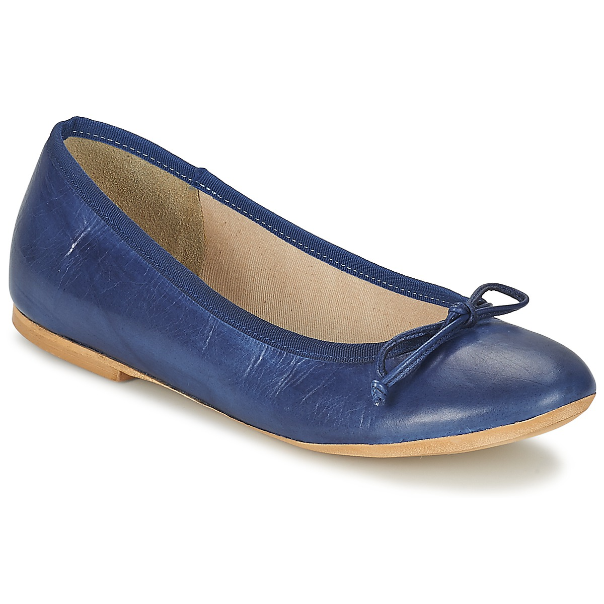 Ballerines Betty London MANDOLI Bleu