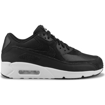 Chaussures Homme Baskets mode Nike Air Max 90 Ultra 2.0 Leather Noir Noir