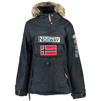 Vêtements Femme Parkas Geographical Norway Parka Femme Boomera Marine